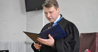 Дозволив примусово привести Вовка: ВРП винесла попередження судді Біцюку