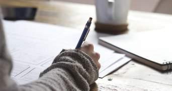 Як виглядає іспит на рівень володіння українською мовою: оприлюднили зразок роботи