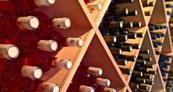 Як правильно зберігати вино вдома: важливі поради