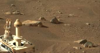 """Ровер Perseverance зафіксував на Марсі """"пилового диявола"""": відео"""