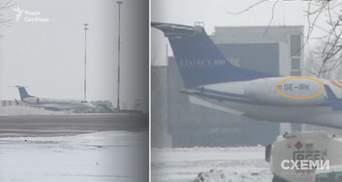 Літав Фірташ, тепер літає канцлер Австрії: фото літака, яким користується Курц