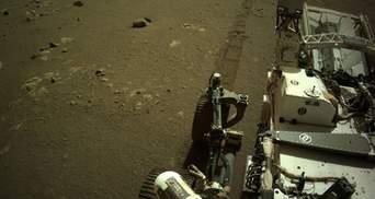 NASA опублікувало звуки пересування ровера Perseverance поверхнею Марса