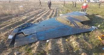 Украина потребует от Ирана продолжить расследование катастрофы самолета МАУ