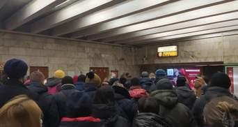 Локдаун в Киеве: в метро могут быть ограничения в часы пик