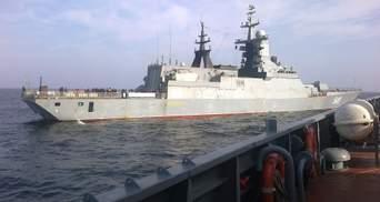 Россия продолжает разворачивать военную базу в Красном море