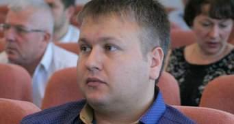 Осужденный за коррупцию экс-депутат Киевского облсовета сбежал: его уже объявили в розыск