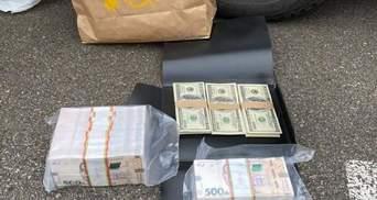 Взятка в 1,4 миллиона гривен за участок под застройку: на Киевщине разоблачили должностных лиц
