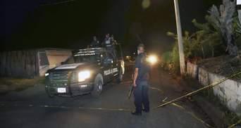 13 загиблих правоохоронців: у Мексиці напали на поліційний конвой