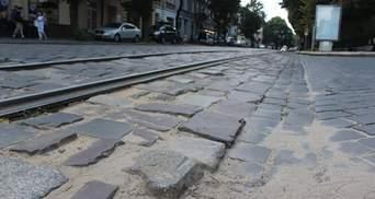 Второй этап реконструкции дороги на Бандеры во Львове: где перекроют движение