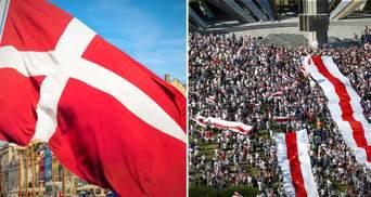 """""""Цього вимагають громадянське суспільство та народ"""": у Данії перейменували Білорусь"""