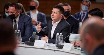 Растаможка авто и трудовое законодательство: Зеленский провел заседание Нацсовета реформ