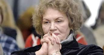 Ваша сила захоплює, – Зеленський надіслав привітання Ліні Костенко