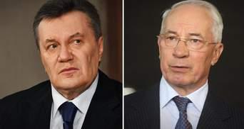 СНБО ввел санкции в отношении Януковича, Азарова и ряда экс-чиновников