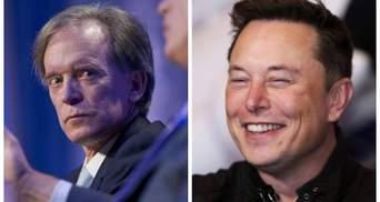 Маск – маленький диявол: Білл Гросс мало не втратив 15 мільйонів через твіти засновника Tesla