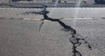 Землетрясение в Японии: из-за подземных толчков объявили угрозу цунами – видео