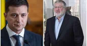 Наслідки підозри Дубілету: Зеленський може порвати зв'язки з Коломойським
