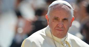 Мафія експлуатує пандемію, щоб збагатитись, – Папа Римський закликав боротися зі злочинцями