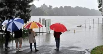 Потужні повені в Австралії: вже евакуювали 18 тисяч людей
