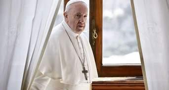 Быстро мутирует, – Папа Римский сравнил расизм с вирусом