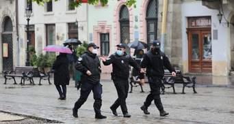 Во Львове продлили усиленный карантин до апреля