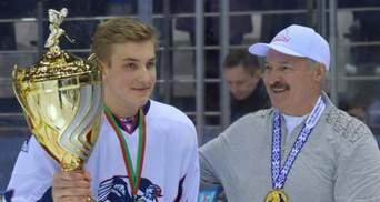 """""""Хороми"""" Колі: журналісти показали, де живе син Лукашенка – фото"""