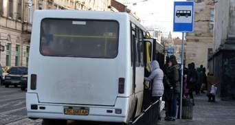 Уряд змінив правила роботи громадського транспорту у червоній зоні