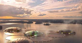 10 искусственных островов-батарей полностью обеспечат теплом Хельсинки