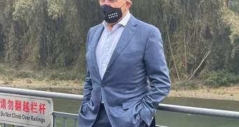 Лавров надел маску с нецензурщиной и засветился в тиктоке: видео инцидента