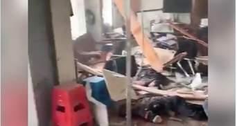 В Китае прогремел взрыв: есть жертвы и пострадавшие