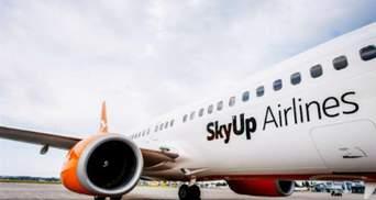 SkyUp продовжить здійснювати польоти за 10 популярними напрямками серед туристів