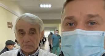 Врачи млеют, а пациенты поступают и поступают, – мэр Ровно и врач записали обращение
