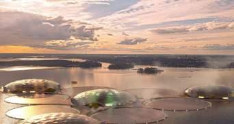 Штучні острови для декарбонізації опалення: у Фінляндії представили інноваційний проєкт