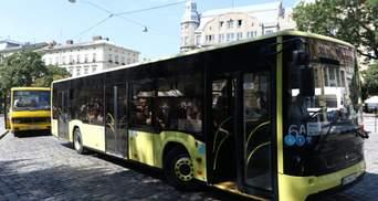 Червона зона на Львівщині: як у Львові курсуватиме громадський транспорт
