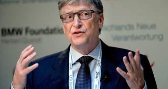Відкрийтесь для ідей, які здаються дикими, – Білл Гейтс про боротьбу зі зміною клімату