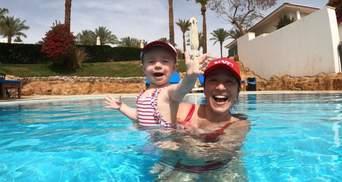 Наталка Карпа з донькою відпочиває в Єгипті: яскраве фото