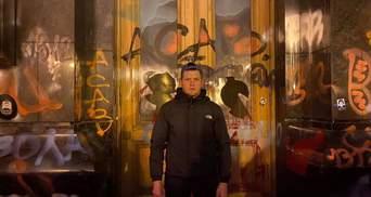 Суд избрал меру пресечения организатору митинга под ОП Сергею Филимонову