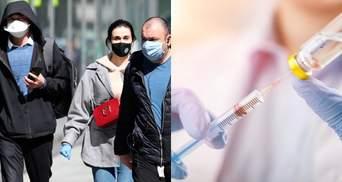 Головні новини 24 березня: у парки можна без маски, помер другий вакцинований