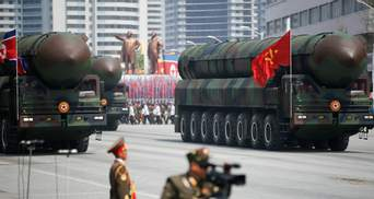 В Японии связывают запуск баллистических ракет КНДР с Россией