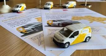 """""""Укрпошта"""" закупить майже 2 тисячі нових автомобілів"""