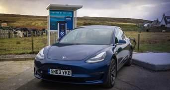 В Шотландии установили первую в мире зарядную станцию, которая работает от приливов