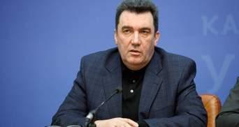 В РНБО немає жодного документа щодо вагнерівців, – Данілов