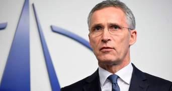Генсек НАТО назвал главное условие вступления Украины в Альянс
