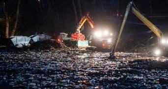 Годовой мусор за 2 месяца: Венгрия пожаловалась на грязь в Тисе из Украины