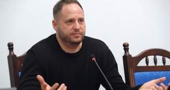 Большинство смертей украинских бойцов произошли от рук снайперов, – Ермак
