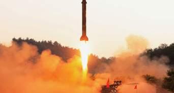 КНДР запустила две баллистические ракеты: Япония обеспокоена