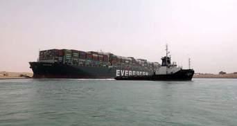 """""""Антонов"""" запропонував допомогу застряглим у Суецькому каналі суднам"""