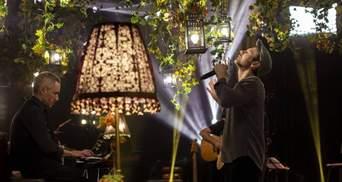 """Святослав Вакарчук випустив концертну версію проєкту """"Оранжерея"""": заворожуюче відео"""