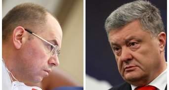 """Він один раз сказав, а ми розгрібаємо, – Степанов знову згадав про """"г*мно"""" Порошенка"""