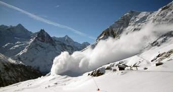 У Карпатах існує загроза сходження лавин, на Волині може затопити дорогу та подвір'я, – ДСНС