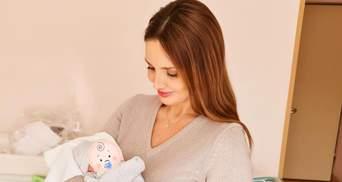 Оксана Марченко вперше стала бабусею: малюка назвали на честь Медведчука